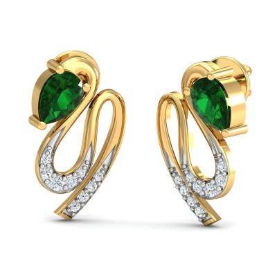 Donelle Diamond Earring