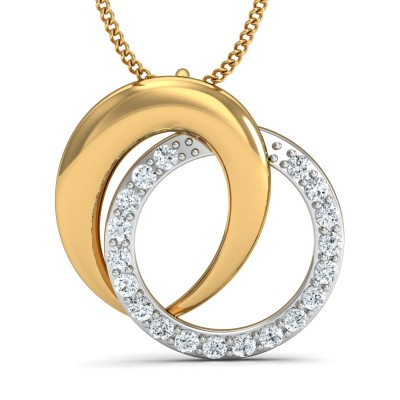 Alice Diamond Pendant