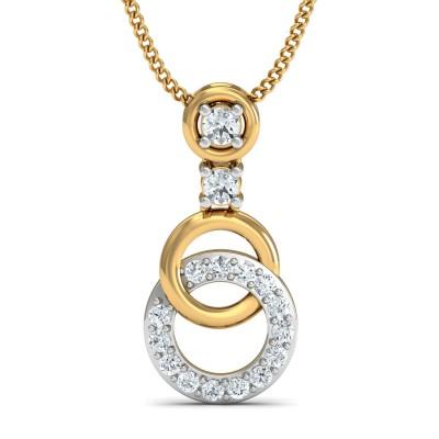 Adrain Diamond Pendant