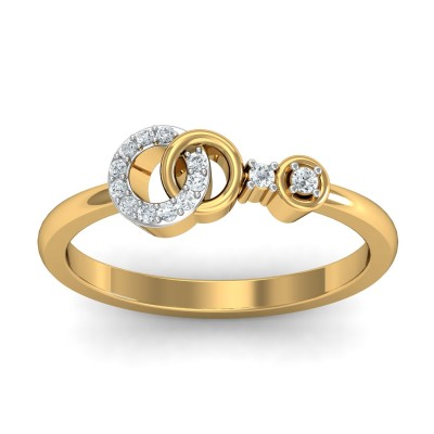 Adrain Diamond Ring
