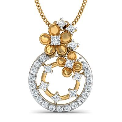 Edword Diamond Pendant