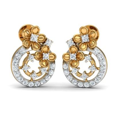 Edword Diamond Earring