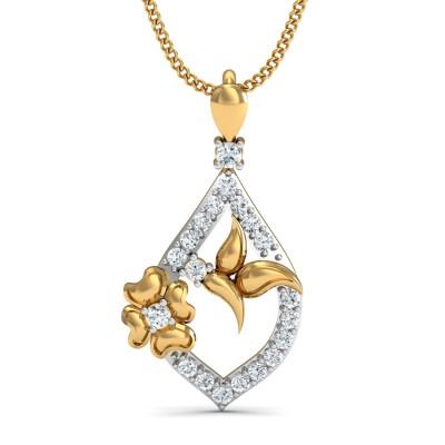 Belly Diamond Pendant