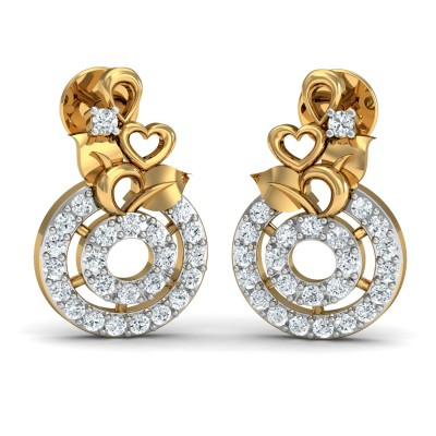 Victoria Diamond Earring