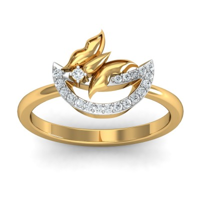 Hazel Diamond Ring