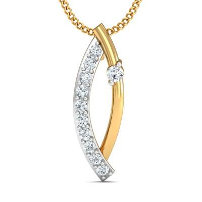 Devyani Diamond Pendant