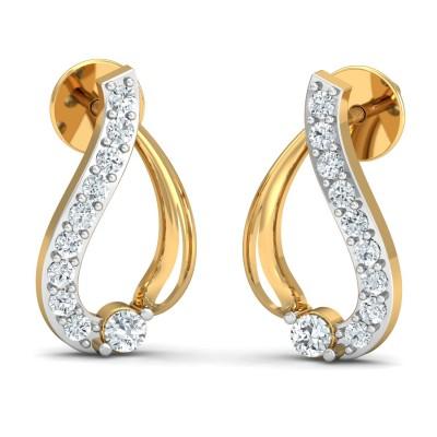 Brinda Diamond Earring