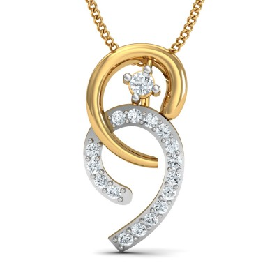 Divine Diamond Pendant