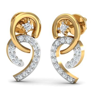 Divine Diamond Earring