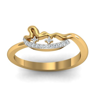 Twilight Diamond Ring