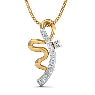 Babian Diamond Pendant