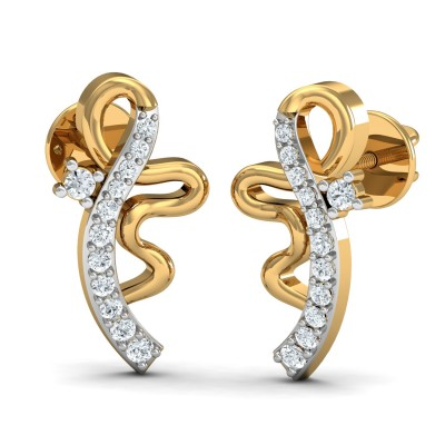 Babian Diamond Earring