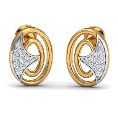 Bella Diamond Earring