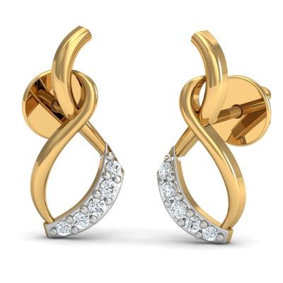 Appealing Diamond Earring