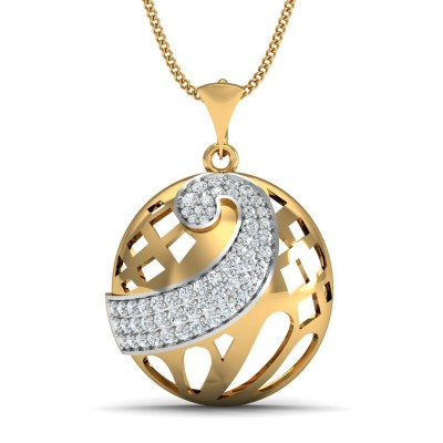 Delightful Diamond Pendant