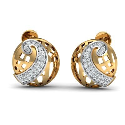 Delightful Diamond Earring