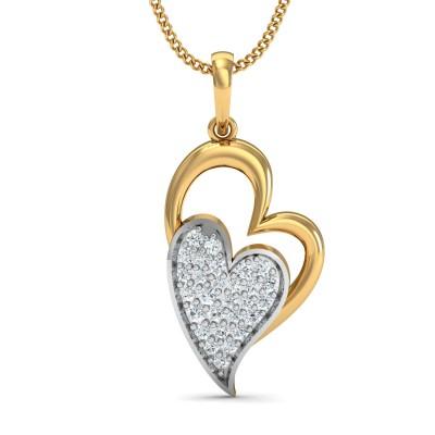 Splendid Diamond Pendant