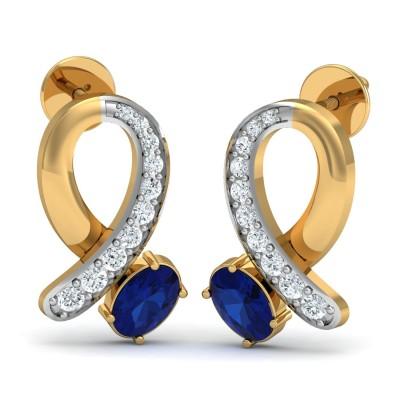Gian Diamond Earring