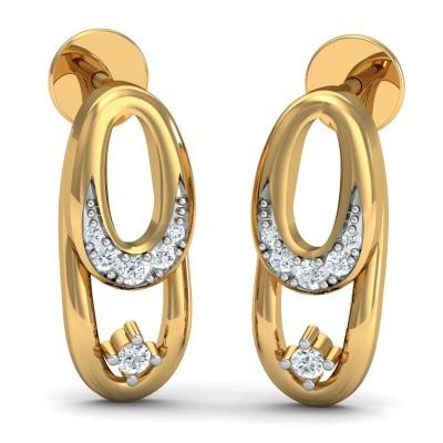 Foxy Diamond Earring