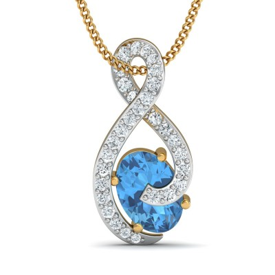 Bellissa Diamond Pendant