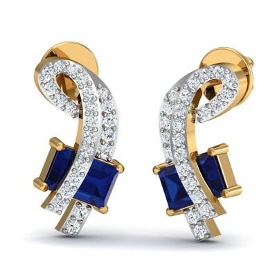 Stefano Diamond Earring