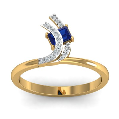 Stefano Diamond Ring
