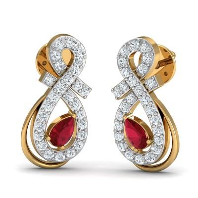Alessia Diamond Earring