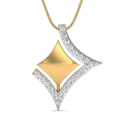 Taj Diamond Pendant