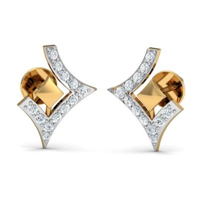 Taj Diamond Earring