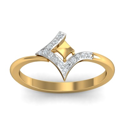 Taj Diamond Ring