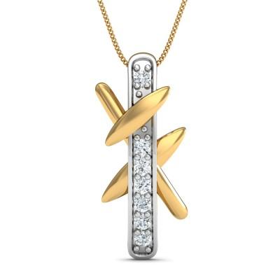 Faith Diamond Pendant