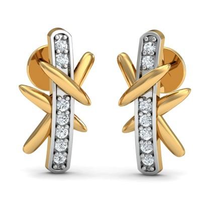 Faith Diamond Earring