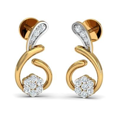 Fame Diamond Earring
