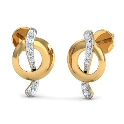 Tanisha Diamond Earring