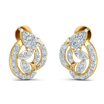 Abram Diamond Earring