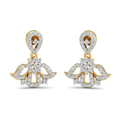 Crogher Diamond Earring