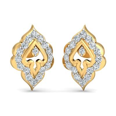 Cruz Diamond Earring