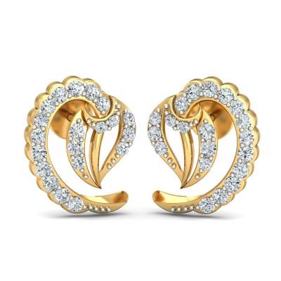 Cualli Diamond Earring