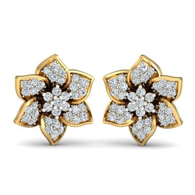 Cuixtli Diamond Earring