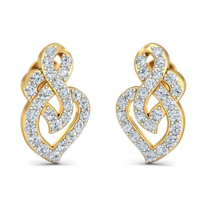 Cuithbeart Diamond Earring