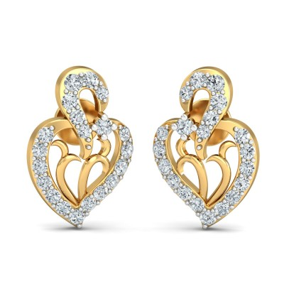 Cupid Diamond Earring