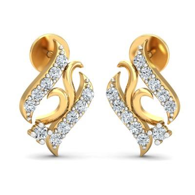 Curtis Diamond Earring
