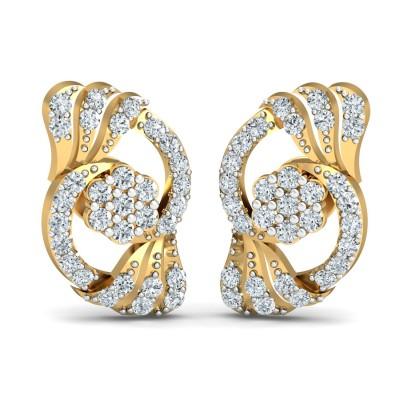 Carroll Diamond Earring