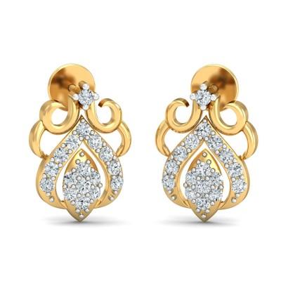 Cvetko Diamond Earring