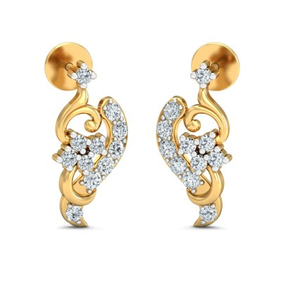 Czcibor Diamond Earring