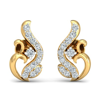 Chranj Diamond Earring