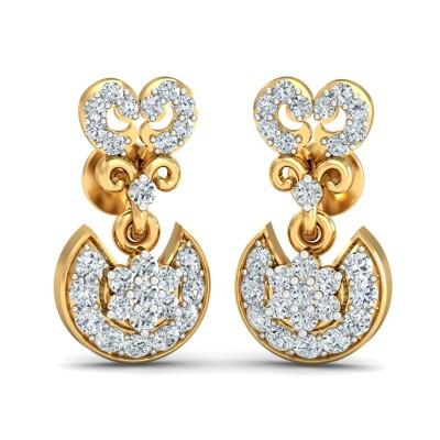 Choovio Diamond Earring