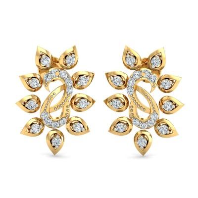 Chlotharius Diamond Earring