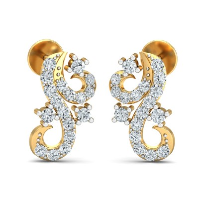 Chukwuemeka Diamond Earring