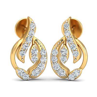 Daryavesh Diamond Earring